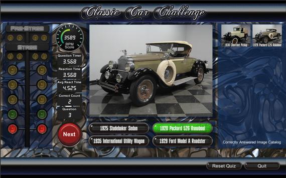 Classic Car Challenge screenshot 1