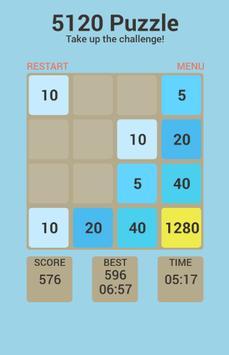 5120 Puzzle Game apk screenshot