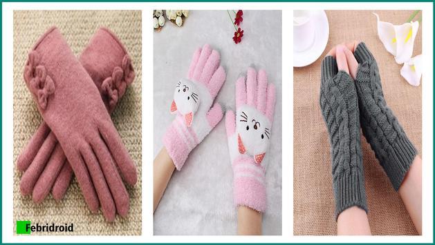 Gloves For Women screenshot 2