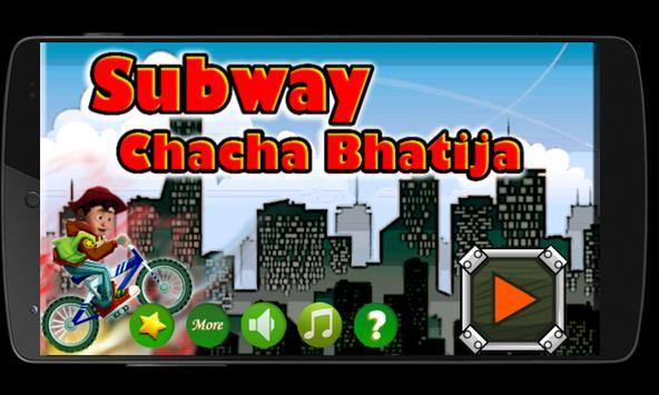 Subway Chacha Bhatija poster