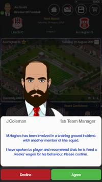 Club Soccer Director - Soccer Club Manager Sim apk screenshot