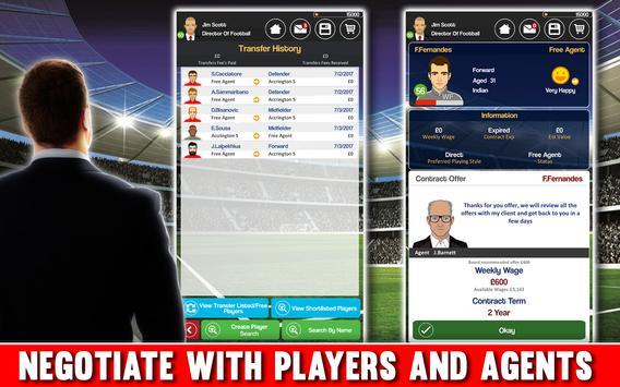Club Soccer Director screenshot 9