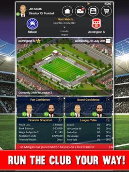 Club Soccer Director screenshot 11