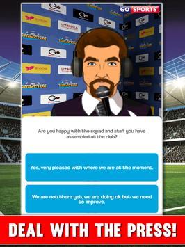 Club Soccer Director screenshot 12