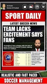 Kulüp Futbol Direktörlüğü 2018 Ekran Görüntüsü 3