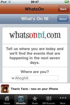 Go Explore NI screenshot 1