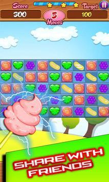 Cookie Crush Blast 2017 apk screenshot