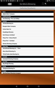 Go Micro Brewing screenshot 5