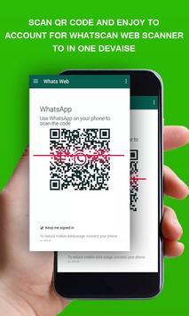 Whatscan 2018 poster