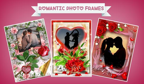 Romantic Photo Frames 2018 apk screenshot