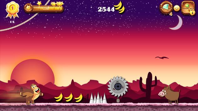 Banana Super Kong 2 apk screenshot