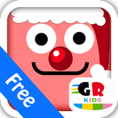 Happy Worms Colours FREE KIDS icon