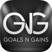 GoalsNGains.com Shop & Social icon