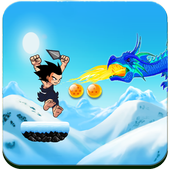 Super Dragon Z Run Adventure 2 icon