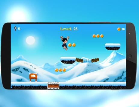Super Dragon Z Run Adventure 2 screenshot 3
