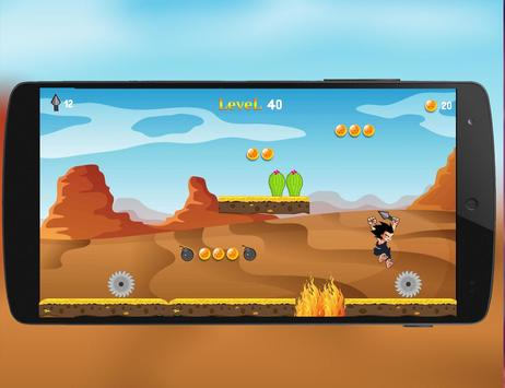 Super Dragon Z Run Adventure 2 screenshot 2