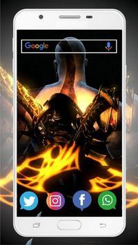God Of War 4 Wallpapers HD screenshot 1