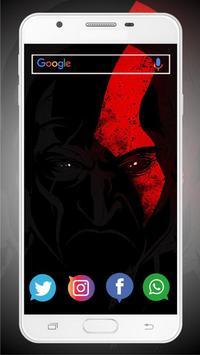 God Of War 4 Wallpapers HD screenshot 2