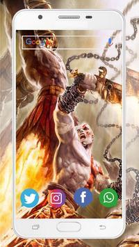 God Of War 4 Wallpapers HD screenshot 3