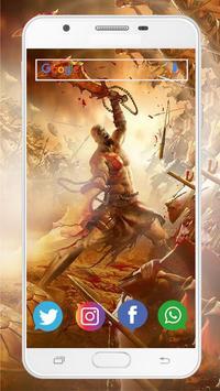God Of War 4 Wallpapers HD screenshot 4