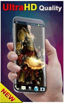 God of War Wallpaper HD   Game Backgrounds apk screenshot