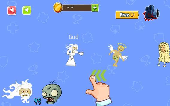God Vs Zombie screenshot 5