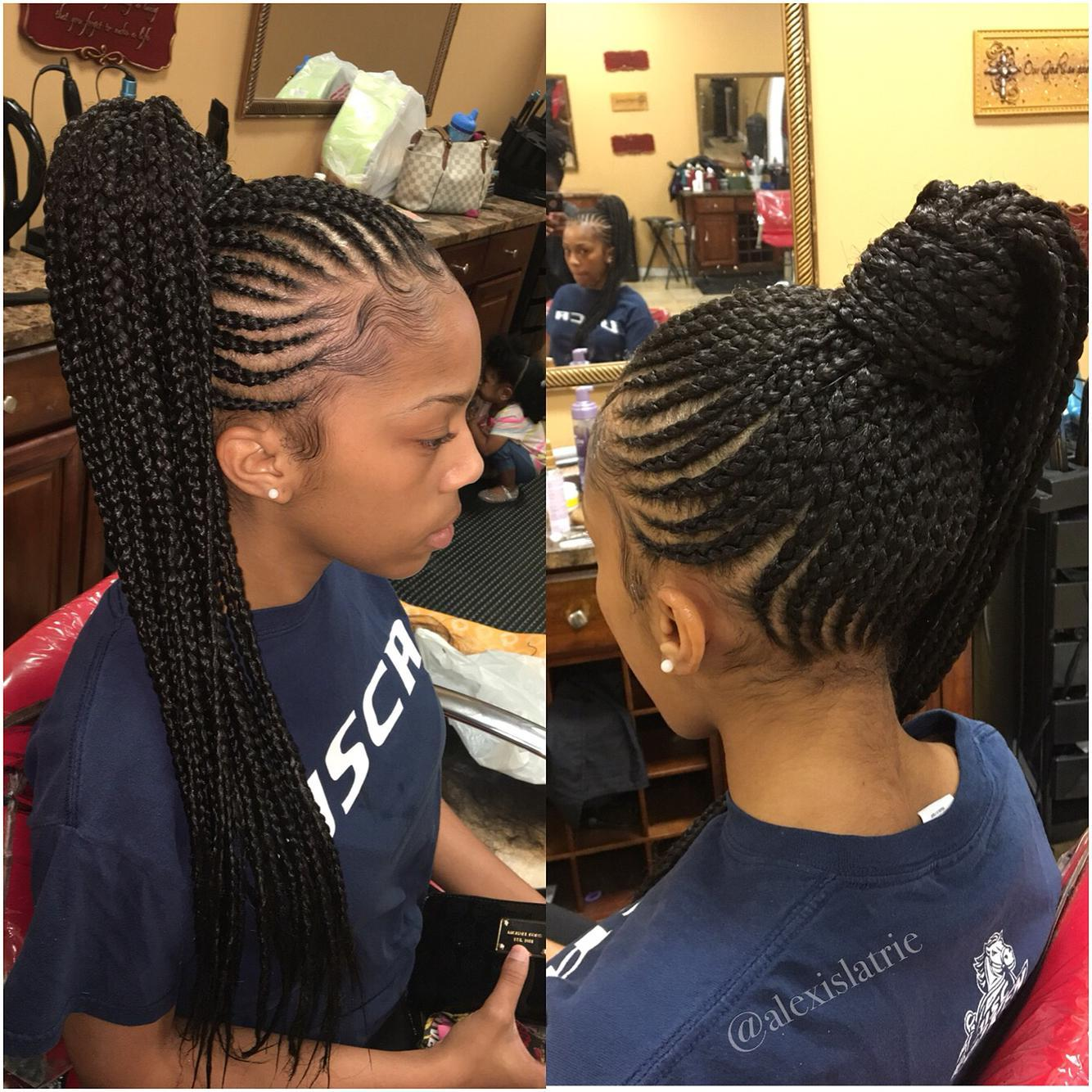 Goddess Braids Hairstyles For Black Women For Android Apk Download