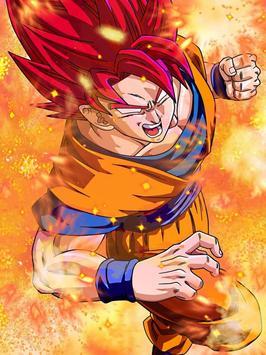 Goku SSG Wallpaper HD 4K screenshot 4