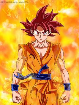 Goku SSG Wallpaper HD 4K screenshot 5