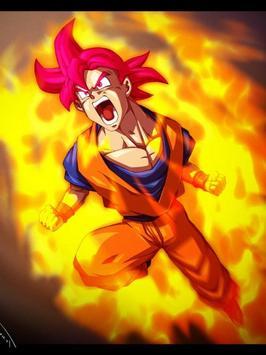 Goku SSG Wallpaper HD 4K screenshot 7