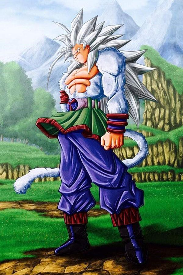 Goku Ssj5 Wallpaper Dbz Offline For Android Apk Download