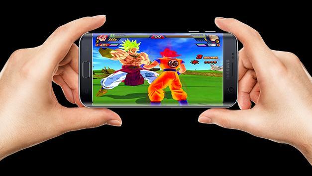 Goku Ultimate Run Hero apk screenshot