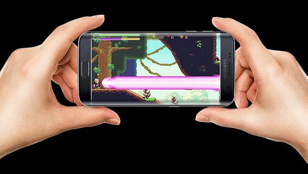 Goku Saiyan Ultra War: Dragon Shadow  Power battle apk screenshot