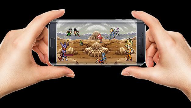 Goku Saiyan Ultra War: Dragon Shadow  Power battle poster