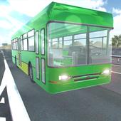 Bus Simulator 2017 Driving 3D icon