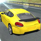 Panamera Sportage Simulator 2017 3D icon