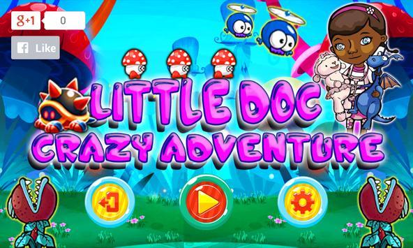 Little Doc Crazy Adventure apk screenshot