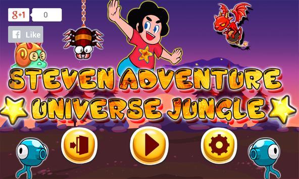 Steven Adventure Universe Jungle apk screenshot