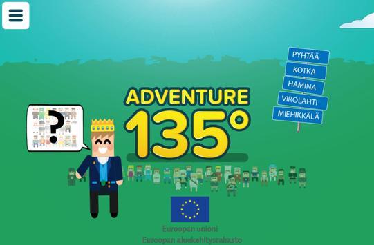Adventure135 poster