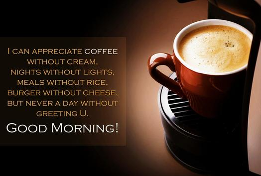 Good morning quotes for android apk download good morning quotes poster m4hsunfo