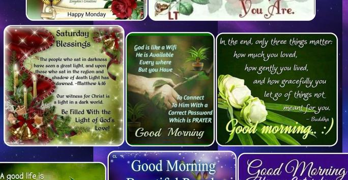 Good Morning Greetings apk screenshot