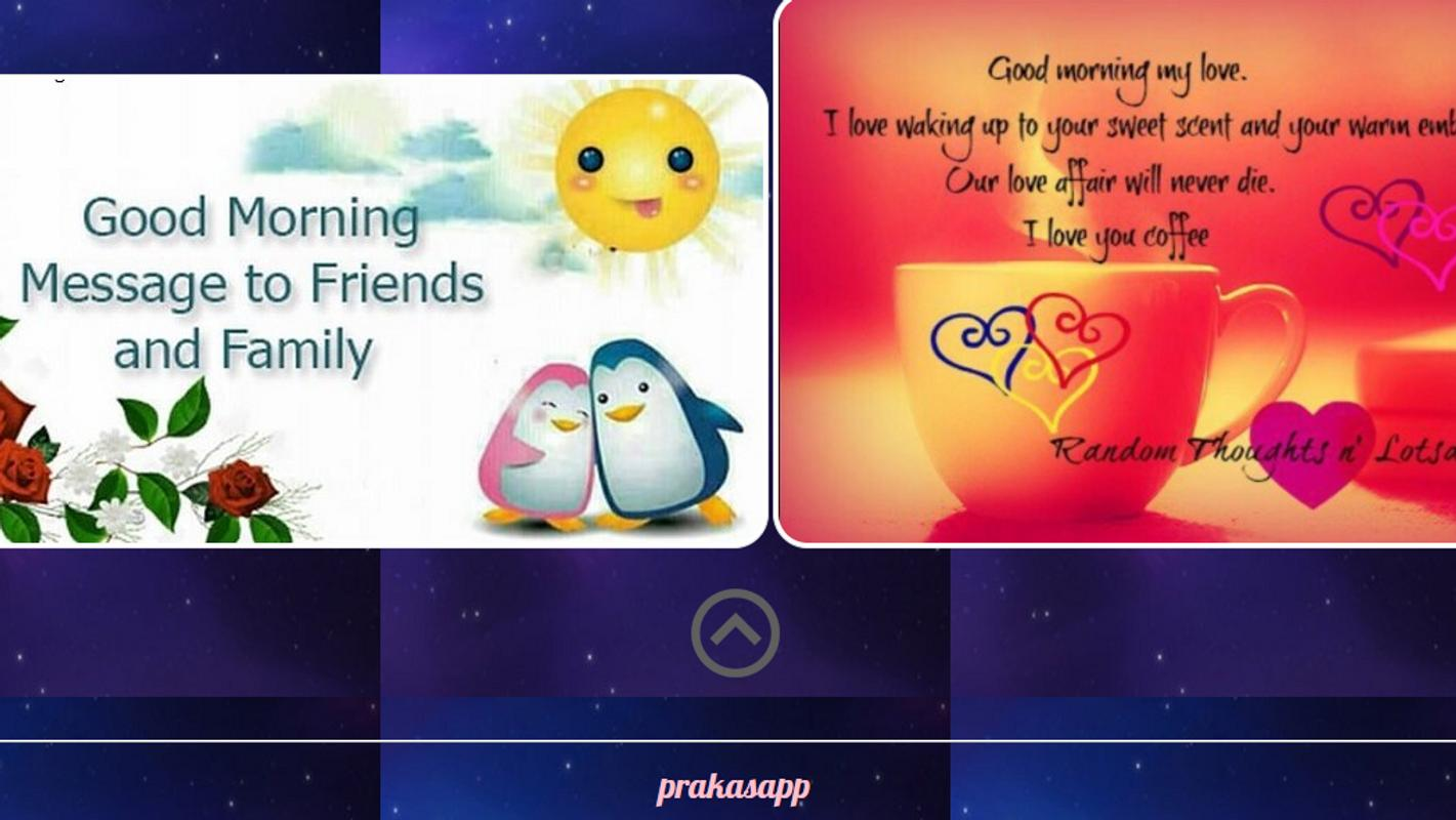 Good Morning Greetings For Android Apk Download