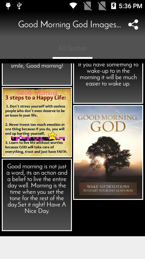 Good Morning God Images In English With Quotes For Android Apk