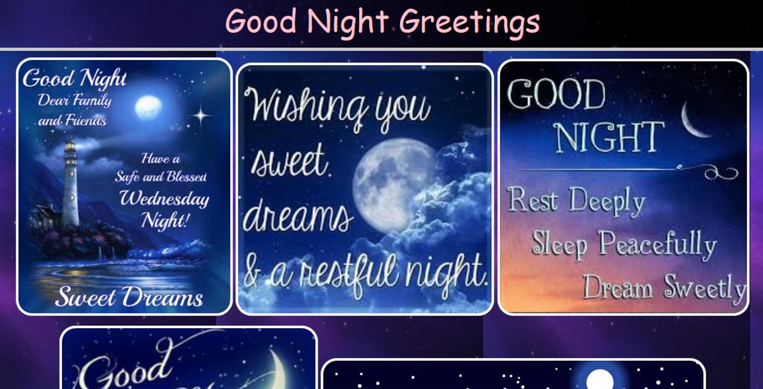 Good night greetings apk download free art design app for good night greetings poster m4hsunfo