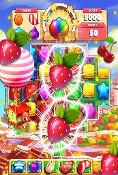 Cookie Crush Match 3 blast screenshot 3