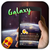 Smart Emoji Keyboard for Glaxay Note 8 icon