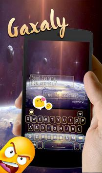 Smart Emoji Keyboard for Glaxay Note 8 screenshot 6