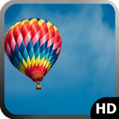 Hot Air Balloon Wallpaper icon