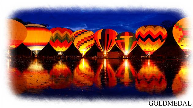 Hot Air Balloon Wallpaper apk screenshot