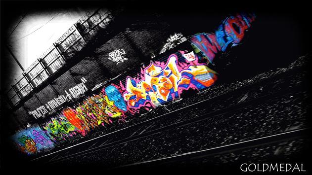 Graffiti Wallpaper apk screenshot